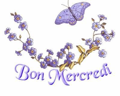 7)  BON  MERCREDI