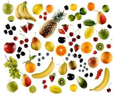 9) TEXTURE  LEGUMES ET FRUITS