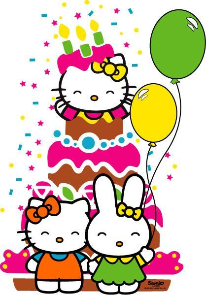 13 hello kitty anniversaire - Hello Kitty Anniversaire