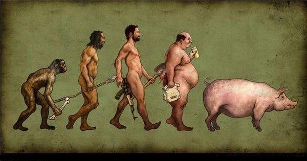L'homme descend du singe ! 81824afd