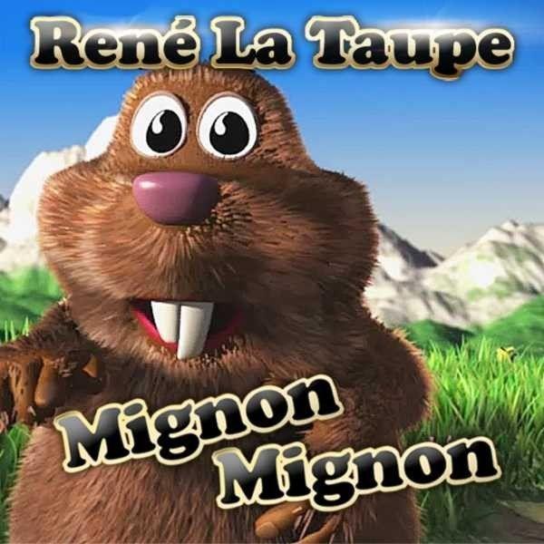 35) RENE LA TAUPE - MIGNON MIGNON